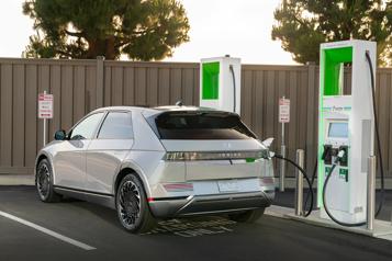 Les voitures électriques gourmandes en puces