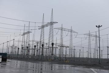 Exportations d'électricité: la demande en baisse