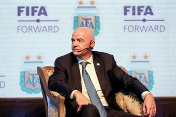 Le président de la FIFA veut une Coupe du monde biennale