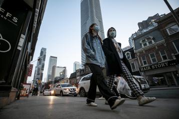 La Presse à Toronto «C'est vraiment une catastrophe que l'on vit»)