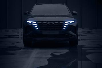 Hyundai: coup de plumeau pour le Kona, avant-goût duprochain Tucson pour 2022)