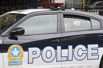Meurtre en juillet 2020 à Montréal La police déploie un poste de commandement)