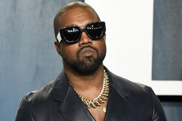 Kanye West veut que «Ye» soit aussi son nom légal)