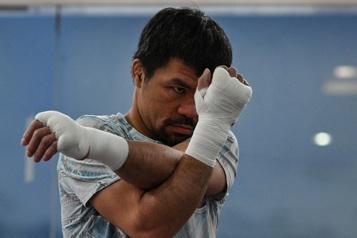 Combat contre Errol Spence Manny Pacquiao: «Je ne suis pas encore fini»)
