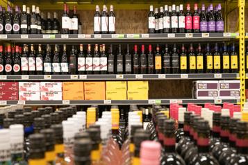 Plainte à l'OMC Revers pour les vignerons québécois)