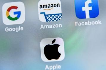 Google, Apple, Facebook et Amazon sermonnés par les élus américains)