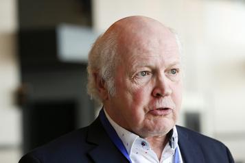 L'ancien chef du Bloc québécois Michel Gauthier s'est éteint)