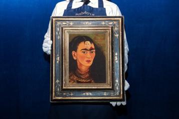 Autoportrait de Frida Kahlo Sotheby's veut battre un record d'enchères)