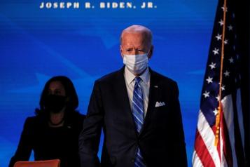 COVID-19 Joe Biden dévoile son plan de vaccination des Américains)