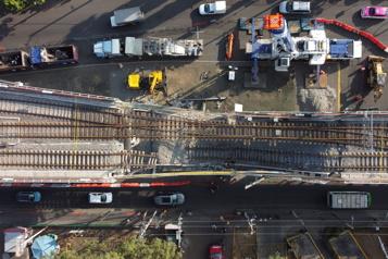 Accident du métro de Mexico Une usure précoce et des défauts de fabrication mis en cause)