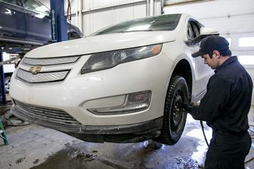 Quand décembre revient… Pas de pénurie générale de pneus d'hiver en vue)