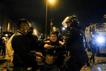Manifestations en Colombie Human Right Watch dénonce des «abus très graves» de la police)
