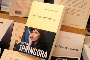 Affaire Matzneff: Springora «contente de la prise de conscience»