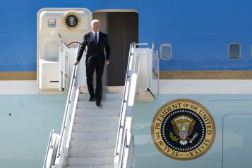 Joe Biden en Suisse pour un sommet sous haute tension avec Vladimir Poutine)