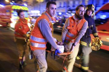 Procès du 13—Novembre «Il faut qu'on y aille»: le premier policier dans l'enfer du Bataclan)