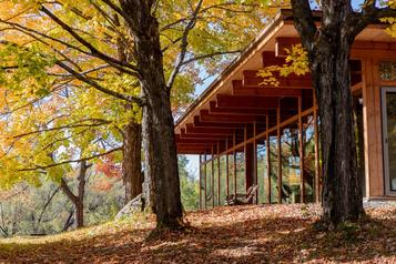 La maison dans les bois)