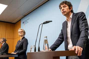 COVID-19: l'Allemagne effectue 500000 tests par semaine