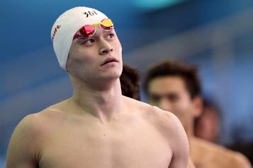 Dopage Le nageur chinois Sun Yang privé des Jeux de Tokyo)