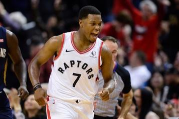 Les Raptors entament la défense de leur championnat sur une bonne note