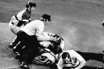 Baseball: décès de l'ex-receveur Biff Pocoroba)