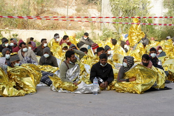 Rome appelle l'UE à l'aide Nouvel afflux de migrants en Italie)