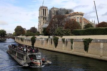 Notre-Dame: un délai de 5 ans si «on refait à l'identique»