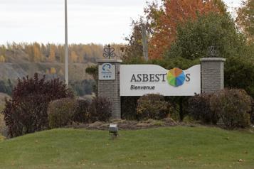 Nouveau nom d'Asbestos Québec annoncera mercredi s'il accepte le nom de Val-des-Sources)