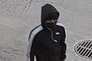 Incendie criminel à Anjou Le SPVM recherche deux suspects)