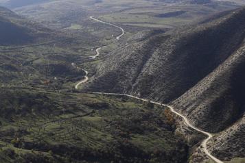 L'Azerbaïdjan reprend un second district voisin du Nagorny Karabakh)