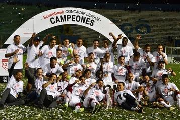 CONCACAF: l'Impact se rendra au Costa Rica