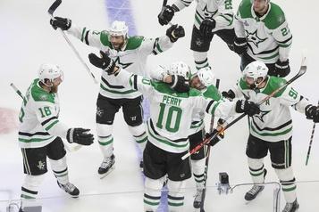 Finale de la Coupe Stanley Un héros appelé Perry)