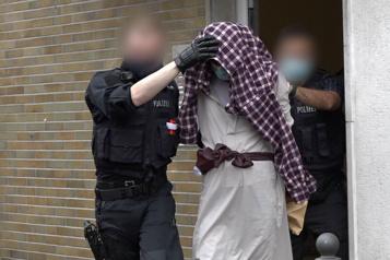 Arrestations en Allemagne Des islamistes préparaient un attentat à la bombe contre une synagogue)