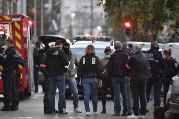 France Un prêtre blessé par balle à Lyon, une chasse à l'homme est ouverte)