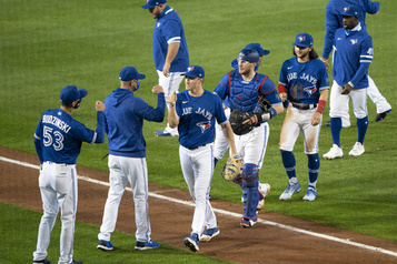 Les Blue Jays à un gain d'une place en séries)