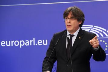 Arrêté en Italie L'indépendantiste Puigdemont libéré et autorisé à quitter l'Italie)