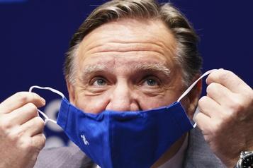 Nouvelles règles sanitaires Des amendes de 1000$ aux récalcitrants, annonce Legault)