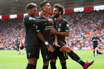 Victoires de Liverpool et Arsenal, Manchester City tenu en échec