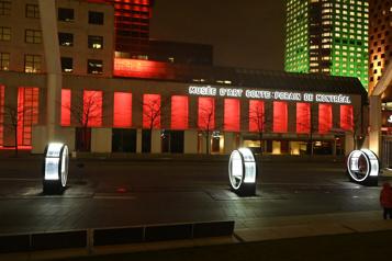 Le Musée d'art contemporain a doublé son budget d'acquisition )