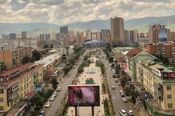 Un été au pays desnomades en Mongolie