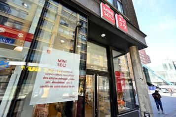 Miniso ferme presque tous ses magasins du Québec