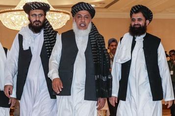 Afghanistan Un haut responsable taliban à Moscou pour parler du processus de paix)