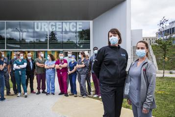Hôpital Maisonneuve-Rosemont «Hémorragie» auxurgences)
