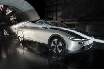 La Lightyear One est «la voiture la plus aérodynamique au monde»