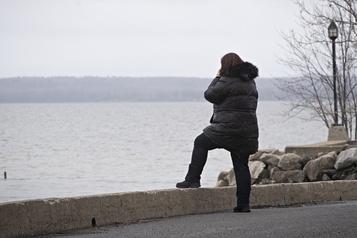 Pêcheurs disparus dans les Laurentides «On a besoin de trouver nosfils» )