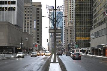 Enfouissement du REM au centre-ville Montréal prêt à prendre un «bon niveau de risque»)
