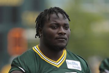 Un joueur des Packers arrêté)