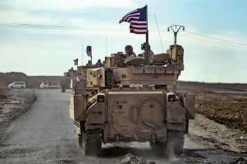 Trois roquettes tirées sur une base abritant des Américains en Irak)