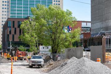Montréal: le design urbain àl'heure de laCOVID-19)