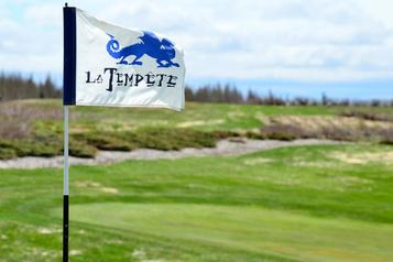 Golf: l'audacieux pari deLaTempête