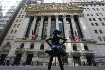 Wall Street Records pour le Dow Jones et le S&P 500)